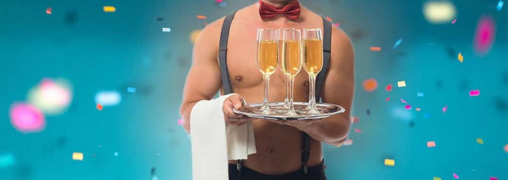 Marbella Cheeky Butler Package