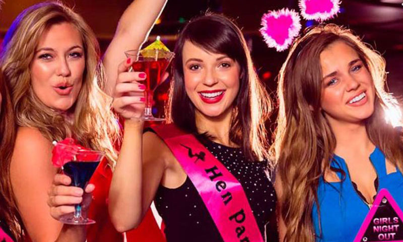 Hire a boat for your hen do in Marbella