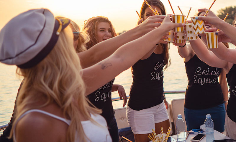 The best Marbella's boat parties