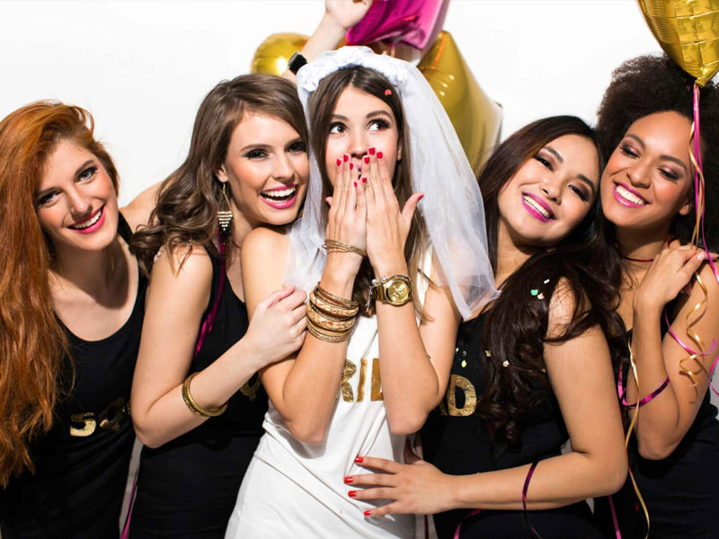 Stripper for your hen party in Marbella