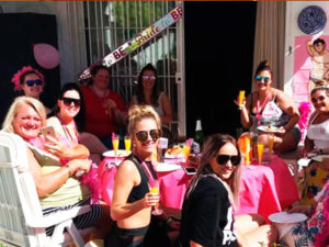 Life drawing activity for your hen party